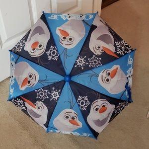 Olaf kids umbrella
